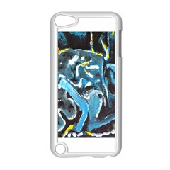 Man And Woman Apple Ipod Touch 5 Case (white)