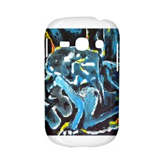 Man and Woman Samsung Galaxy S6810 Hardshell Case