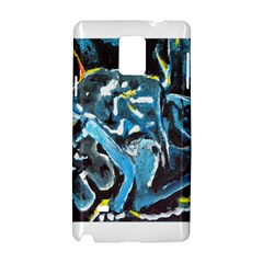 Man and Woman Samsung Galaxy Note 4 Hardshell Case