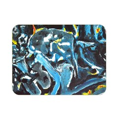 Man and Woman Double Sided Flano Blanket (Mini)