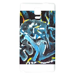 Man and Woman Galaxy Note 4 Back Case