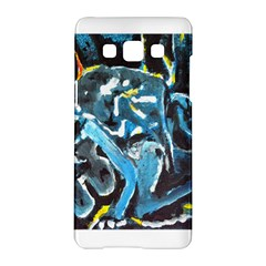 Man and Woman Samsung Galaxy A5 Hardshell Case