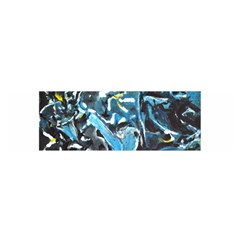 Man and Woman Satin Scarf (Oblong)