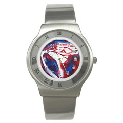 Sensual Stainless Steel Watches