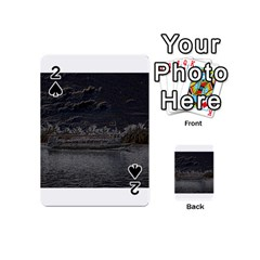 Boat Cruise Playing Cards 54 (Mini)