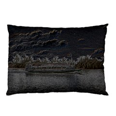 Boat Cruise Pillow Cases (Two Sides)