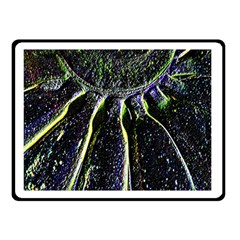 Banana Sun Double Sided Fleece Blanket (Small)