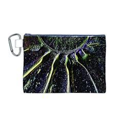 Banana Sun Canvas Cosmetic Bag (M)