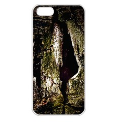 A Deeper Look Apple Iphone 5 Seamless Case (white)