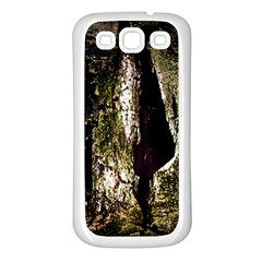 A Deeper Look Samsung Galaxy S3 Back Case (white)