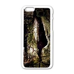 A Deeper Look Apple Iphone 6 White Enamel Case