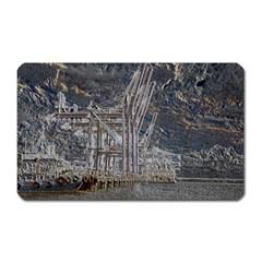 Industry V Magnet (rectangular)