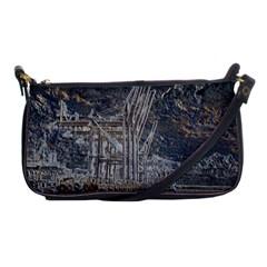 Industry V Shoulder Clutch Bags