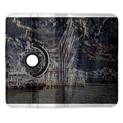 Industry V Samsung Galaxy Note II Flip 360 Case