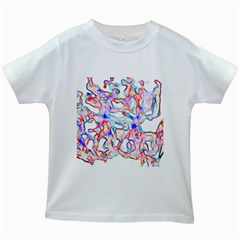Soul Colour Light Kids White T Shirts