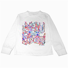 Soul Colour Light Kids Long Sleeve T-Shirts