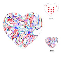 Soul Colour Light Playing Cards (Heart)