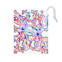 Soul Colour Light Drawstring Pouches (large)