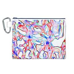 Soul Colour Light Canvas Cosmetic Bag (L)