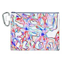 Soul Colour Light Canvas Cosmetic Bag (XXL)