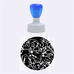 Soul Colour Rubber Round Stamps (Medium)
