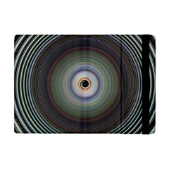 Colour Twirl Apple Ipad Mini Flip Case