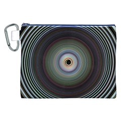 Colour Twirl Canvas Cosmetic Bag (XXL)