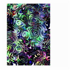 Colour Play Flowers Large Garden Flag (Two Sides)