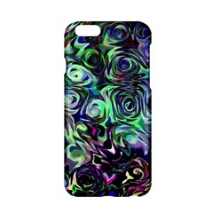 Colour Play Flowers Apple Iphone 6 Hardshell Case