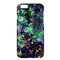 Colour Play Flowers Apple Iphone 6 Plus Hardshell Case