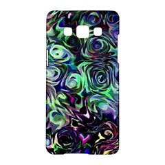 Colour Play Flowers Samsung Galaxy A5 Hardshell Case