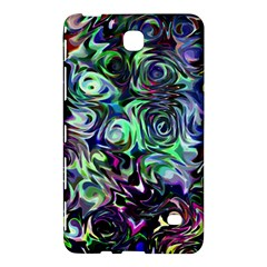 Colour Play Flowers Samsung Galaxy Tab 4 (7 ) Hardshell Case