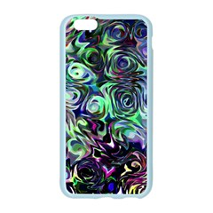 Colour Play Flowers Apple Seamless iPhone 6 Case (Color)
