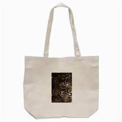 Tile Reflections Alien Skin Dark Tote Bag (cream)