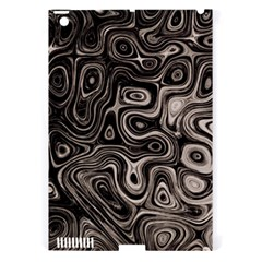 Tile Reflections Alien Skin Dark Apple Ipad 3/4 Hardshell Case (compatible With Smart Cover)