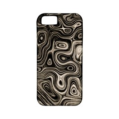 Tile Reflections Alien Skin Dark Apple Iphone 5 Classic Hardshell Case (pc+silicone)