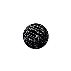 Alien Ball 1  Mini Buttons