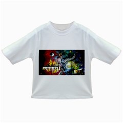 Abstract Music Painting Infant/Toddler T-Shirts