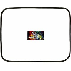 Abstract Music Painting Fleece Blanket (Mini)