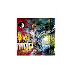 Abstract Music Painting Memory Card Reader