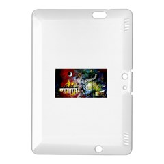 Abstract Music Painting Kindle Fire Hdx 8 9  Hardshell Case