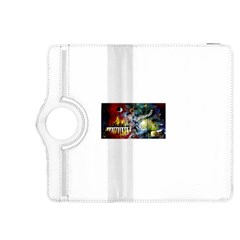 Abstract Music Painting Kindle Fire Hdx 8 9  Flip 360 Case