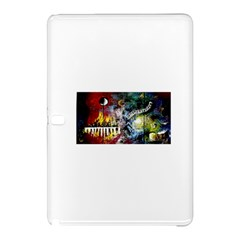 Abstract Music Painting Samsung Galaxy Tab Pro 10.1 Hardshell Case