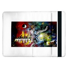 Abstract Music Painting Samsung Galaxy Tab Pro 12 2  Flip Case