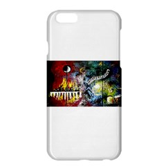 Abstract Music Painting Apple iPhone 6 Plus Hardshell Case