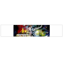 Abstract Music Painting Flano Scarf (large)