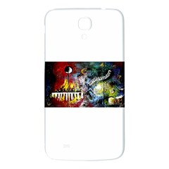 Abstract Music Painting Samsung Galaxy Mega I9200 Hardshell Back Case