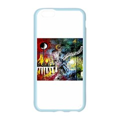 Abstract Music Painting Apple Seamless iPhone 6 Case (Color)