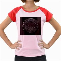 Modern Microphone Women s Cap Sleeve T-Shirt