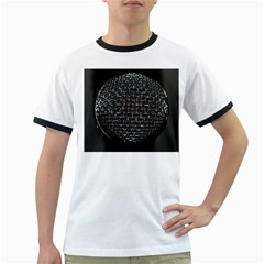 Modern Microphone Ringer T-Shirts